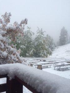 october-snow