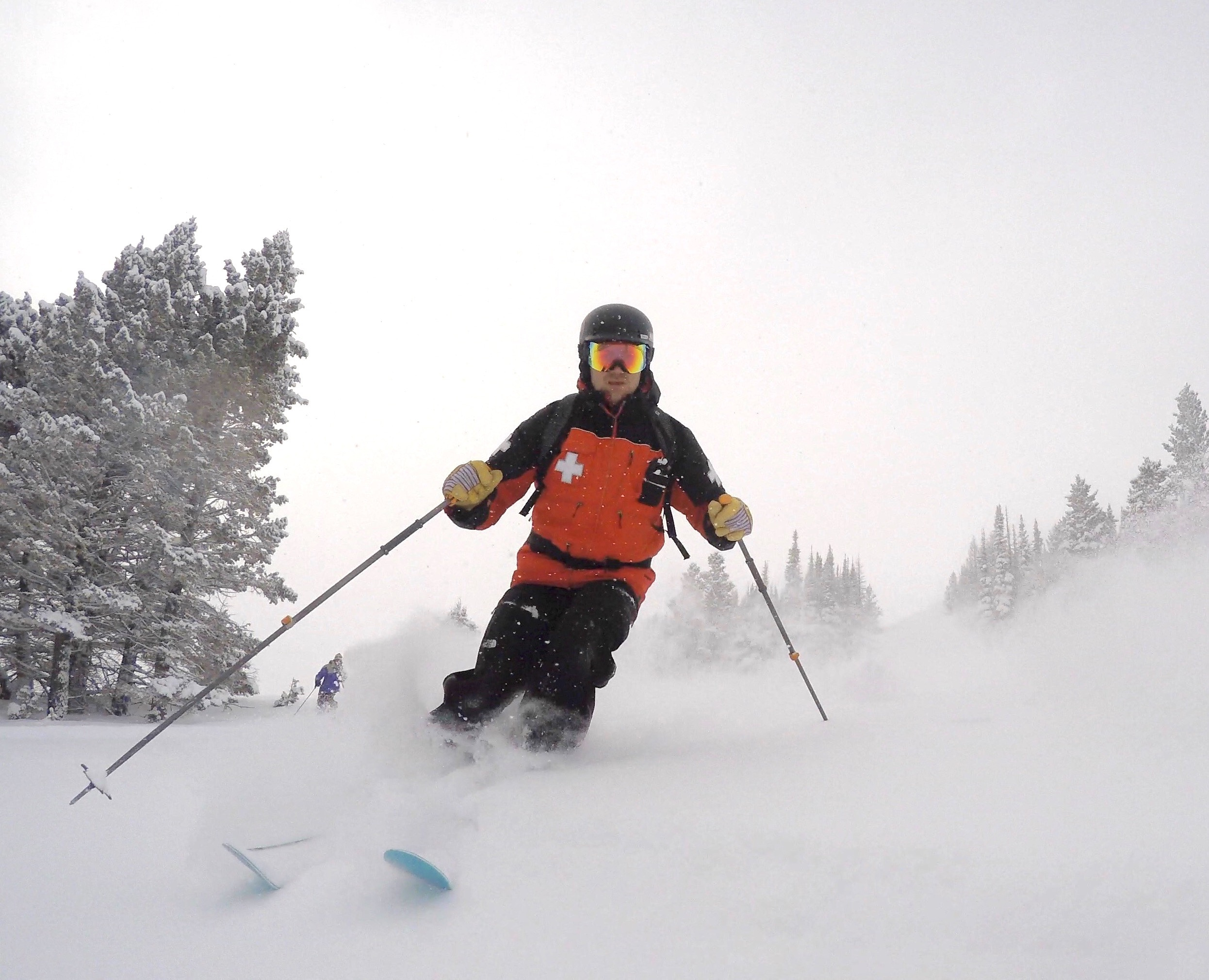 GREAT DIVIDE VOLUNTEER SKI PATROL - GREAT DIVIDE